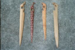 Letter openers from Kenya