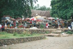 Outdoor market